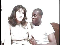 Flokë japoneze milf fucked nga bbc